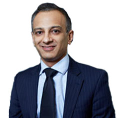 London Shoulder Unit - Mr. Rupen Dattani